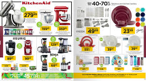 black friday appliances 2017 kohls black friday ad deals 2017 funtober