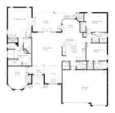 floor plans com story house floor plans com over sq 4 bedroom ranch modern