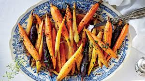 honey glazed spiced carrots recipe southern living
