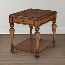 Pine Side Table Pine Traditional Side Table
