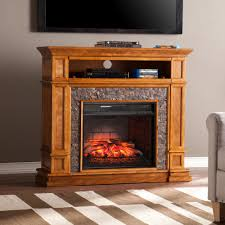 home decorators collection park canyon 60 in bow front tv stand