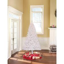 pre lit white trees sale lights decoration