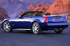 2007 cadillac xlr overview cars com