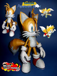 Sonic The Hedgehog Papercraft - sabi96 papercraft box sonic adventure 2 special pt 2