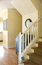 best yellow paint colour benjamin moore buttermilk with suntan
