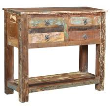 Sofa Table With Drawers Narrow Storage Console Table Wayfair