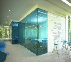 office partitions and dividers new york city glass contractor