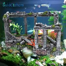 online get cheap roman aquarium ornaments aliexpress com