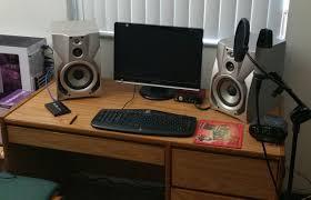 Audio Studio Desk by Desk Music Production Desk Pertaining To Stunning Unity Audio