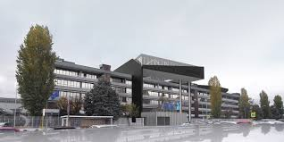 base avio h20 superimposition for new headquarters turin italy