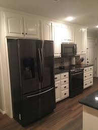 Espresso Cabinets With Black Appliances Best 25 Black Stainless Steel Ideas On Pinterest Stainless