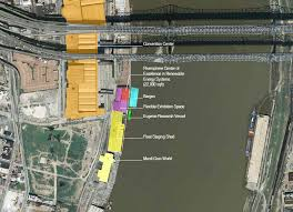Map Of New Orleans Metro Area by A Look At Riverfront Development Issues Within The Port Of New