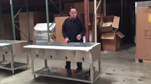 electric steam table countertop 4 plate electric bain marie buffet countertop food warmer steam