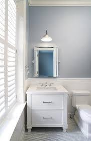 Blue Paint Colors For Bathrooms - blue bathroom paint colors transitional bathroom benjamin