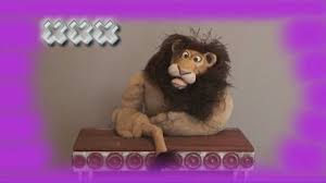 lion puppet can puppet lions roar with herb the lion axtell puppet