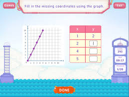 coordinate graphs worksheets fifth grade math