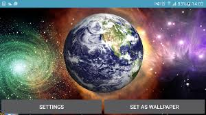 planet earth 3d live wallpaper android apps on google play