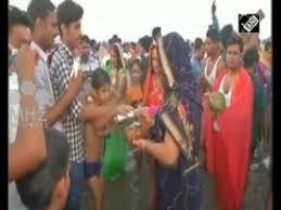 india news oct 27 2017 hindus across india sun god
