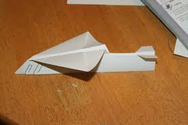 paper airplane test lab