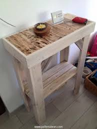 Making Wooden End Tables by 98 Best Pallets Images On Pinterest Pallet Ideas Pallet Wood