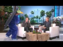 Ellen Bathroom Scares Ellen Scares Nicki Minaj
