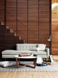 Modern Blinds For Living Room Faux Wood Blinds