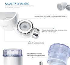 8 layers purification ceramic filter core water filters for