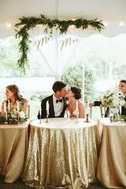 Table Wedding Decorations Best 25 Wedding Head Tables Ideas On Pinterest Grooms Table