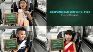volkswagen singapore responsible driving tips from our little experts volkswagen