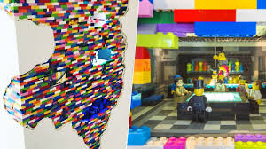 david grutman u0027s miami beach home includes a lego strip club