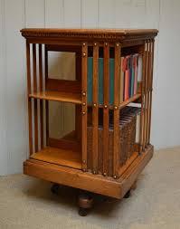 Revolving Bookcase Ikea Revolving Bookcase Antique Bookcases Revolving Victorian