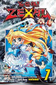 yu gi oh zexal vol 7 book by shin yoshida naohito miyoshi