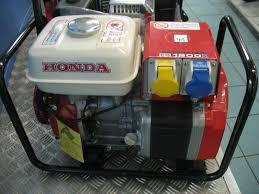 genuine honda eg 1900 x petrol generator 110v 220v avr stable 1 7