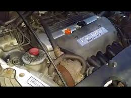 2003 honda crv vibration problems honda crv 2 0 2gen 2003 starting engine problem