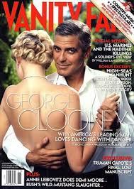 Magazine Vanity Fair George Clooney George Clooney Vanity Fair Magazine United States
