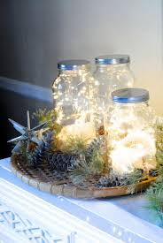 jar table decorations diy christmas table centerpieces ideas my easy recipesmy easy