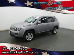 jeep maroon used 2017 jeep compass auto for sale near altoona pa stuckey