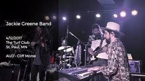 jackie greene band live at the turf club st paul mn 4 12 2017
