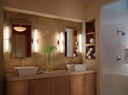 Led Bathroom Lights Great Horizontal Vs Vertical Led Mirror Lighting For A Bathroom