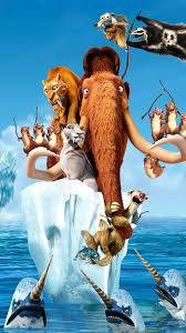 ice age 4 continental drift movie xperia z2 wallpapers xperia z2