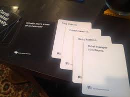 best of cards against humanity home
