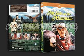 the other side of the mountain dvd my side of the mountain dvd cover dvd covers labels by