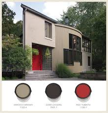 looking to update the exterior paint of your home with a modern