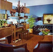 theswingingsixties 1960s interior design with featured electric