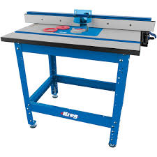 kreg prs2100 benchtop router table kreg tool prs1045 precision router table system the tool nut