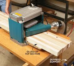 Woodworking Bench Top Thickness by Aw Extra Dream Workbench Popular Woodworking Magazine