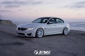 bmw white car all white bmw m3 is a unique tuning project