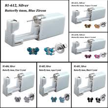 sterilized ear piercing studs popular sterilize earrings buy cheap sterilize earrings lots from