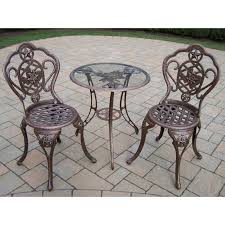 Three Piece Patio Furniture Set - texas star patio furniture decorating ideas creative to texas star