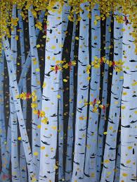 birch tree wallpaper image how to paint birch tree wallpaper
